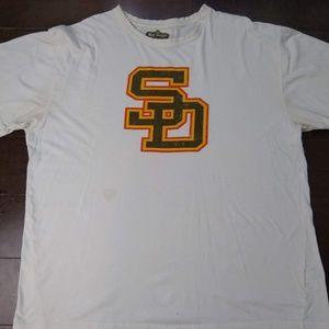 Red Jacket | San Diego Padres Baseball T-Shirt